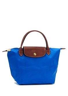 23facc99512a Le Pliage Small Handbag Mini handbag  Tubular dual carry handles  Top zip  closure with