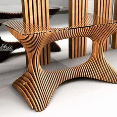 Параметрический столик от P.metric. Материал: Фанера 12мм, стекло каленое 8мм, сталь. Размер 1300*800мм высота 750мм цвет дерево тонированное, лак. Whatsapp +79136418677; e-mail denhomyak@gmail.com  Или пишите в InstaDirect  #p_metric #parametricarch #parametric #parametricdesign #plywood #plywoodfurniture #wood #furniture #woodwork #параметрика #параметрическийдизайн #дизайнинтерьера #авторскаямебель #дизайнмебели #дизайнинтерьера #дизайн #архитектура #интерьер #параметрическаямебель…