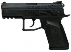 CZ-USA 91187 CZ P-07 12+1 40S&W 3.8