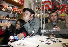 jamie hewlett damon albarn | Jamie Hewlett Stock Photos and Pictures | Getty Images