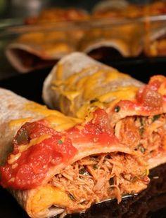 Leftover Turkey (or Chicken) Enchilada Filling | GreenLiteBites