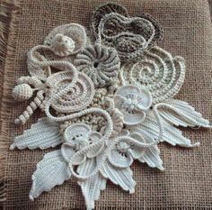 Die 173 Besten Bilder Von Häkeln Irisch Irish Crochet Crochet