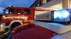 Hamburg: Feuerwehr zu Explosion in einem Wohncontainer alarmiert