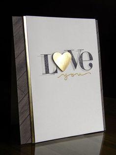 Sweet Love You card #SU