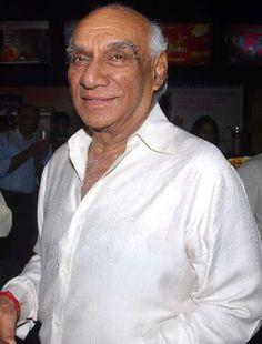 Yash Chopra Dies at 80