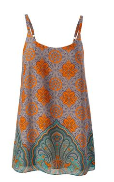 Arabesque Cami - Cabi Fall 2015 Collection - I always get compliments in this piece. With jeans or celadon cargos OR dressed up, tucked into Turmeric Pencil Skirt.