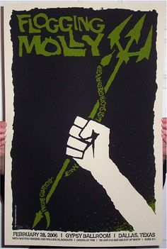 FLOGGING MOLLY by Todd Slater