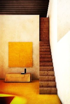 """My house is my refuge, an emotional piece of architecture, not a cold piece of convenience"" - LUIS BARRAGAN - (Barragan House and Studio in Mexico City designed by Luis Barragan in 1948)"