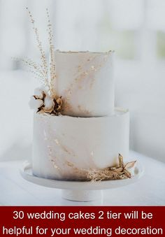 Beautiful Wedding Cakes, Beautiful Cakes, Bolo Tumblr, Wedding Cake Centerpieces, Cake Wedding, Wedding House, Small Wedding Cakes, Buttercream Wedding Cake, Wedding Cake Rustic