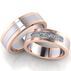Обручальные кольца RS26