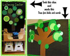 Another Bulletin Board Bulletin Board Tree, Preschool Bulletin Boards, Bullentin Boards, Trees For Kids, Art For Kids, Crafts For Kids, Classroom Tree, Classroom Decor, Apple Unit