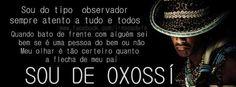 Oxossi | Tumblr
