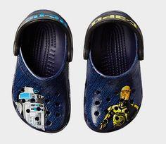 cf494a4339cbbc Crocs kids classic star wars clog toddler little kid nautical