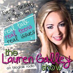 The Lauren Galley Show Online Radio    BlogTalkRadio