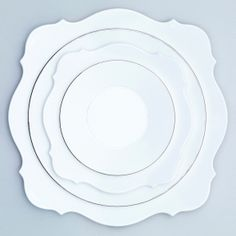 Fine bone china dinner and giftware designed by Jasper Conran for Wedgwood.