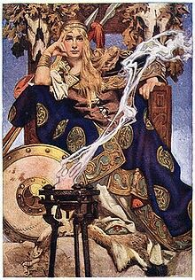 Medb- Irish myth: goddess and Warrior Queen. He has had dozens of husbands; all of them kings.