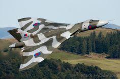 XH558 RAF Vulcan 2009-07-25
