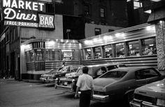 Market Diner - 1986 - West & Laight St, NYC | Flickr - Photo Sharing!