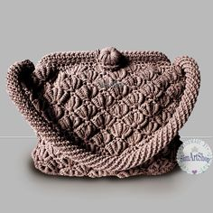 #crochet #crochetbag #handmade #handmadebags #irishcrochet #rococostitch #crochetrococo #bags #bagsandpurses #handbags #crochetbag #crochethandbag #onlinebags #freeshipping #vintage #vintagestyle #rococostyle #victorianbag #1940's #leatherbottom #minkbag #tancolor #womanbag #giftforher #giftformom #christmasgift #simartshop Crochet Tote, Crochet Handbags, Crochet Gifts, Handmade Clothes, Handmade Bags, Minimalist Fashion, Minimalist Style, Mink Colour, Crochet Buttons