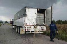 Detenidas seis unidades con combustible robado