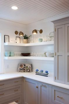 brilliant little trick to squeeze more storage into a small space!