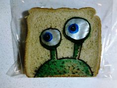 Sandwich Art by David Laferriere