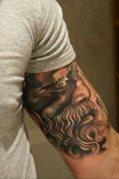 Zeus (cover up)