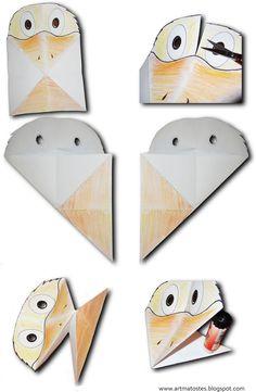 Artmatostes: Mask / Máscara