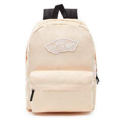 Shop Realm Backpack today at Vans. The official Vans online store. Vans School Bags, Cute School Bags, Vans Bags, Tumblr Backpack, Vans Backpack, Backpack Bags, Roxy Backpacks, Cute Backpacks For School, Logo Vans