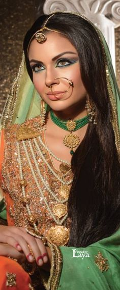 ♔LAYA♔INDIAN BRIDE♔
