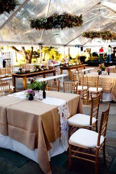 Patchwork Pretty Charleston Wedding | Ruffled