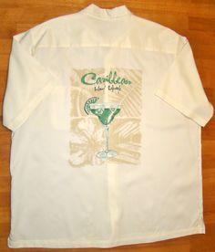 Caribbean Mens Shirt