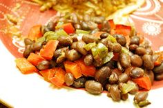"""""""Point-less"""" Meals: Spicy Black Beans"""