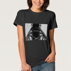 Frame Themed, A Picture Of An Iron Structure That T Shirt, Hoodie Sweatshirt