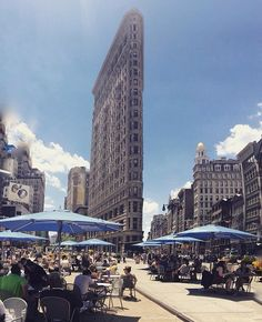 Flatiron Bldg.district. Lunch perhaps ? NYC