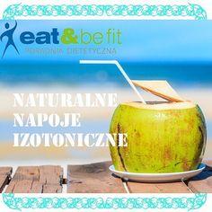 EATBEFIT.PL  NATURALNE NAPOJE IZOTONICZNE  Okazuje się, że #wodakokosowa ma skład zbliżony do roztworów izotonicznych, dzięki czemu skutecznie i szybko nawadniaj organizm. Ponadto dostarczy nam pewną ilość witamin, składników mineralnych, błonnika, a nawet białka.  Napoje na bazie wody kokosowej poleca się pić w czasie i bezpośrednio po treningu lub innym wysiłku fizycznym. Własnoręczne przygotowanie takiego napoju jest banalnie proste. Wystarczy wodę kokosową zmiksować z porcją ul...