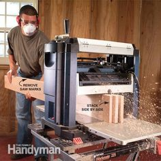 Electric Planer Tabletop