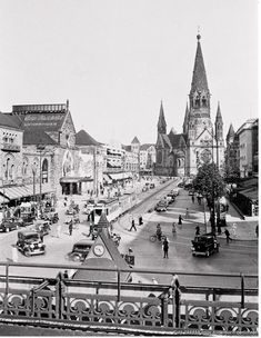 Gedaechtniskirche 1940