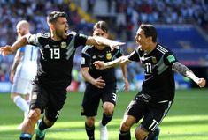 20180616 Argentina 1-1 Iceland - Sergio Agüero 9388451e242b9