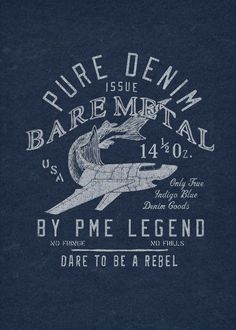 A few vector artworks made for PME Legend. Mostly stamped print style.
