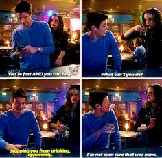 """#TheFlash 1x12 """"Crazy For You"""" - Barry and Caitlin"""