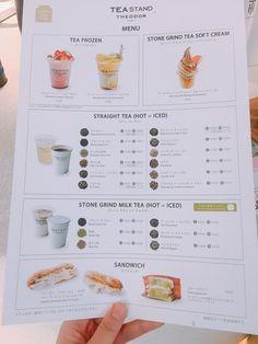 Drink Menu Design, Menu Board Design, Cafe Menu Design, Food Poster Design, Restaurant Menu Design, Tea Design, Bubble Tea Menu, Bubble Tea Shop, Cafe Menu Boards