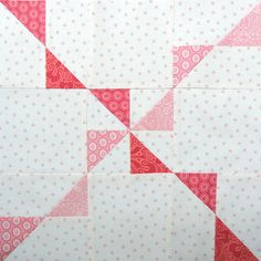 Bunting block tutorial from Blossom Heart Quilts This would be great with my 30's charm pack and some yardage for the background.