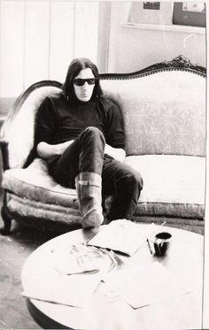 John Cale, 1960s.