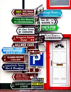 Which way?, Donegal | Ireland