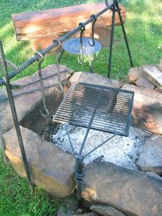 camping - cook site  Wilderness Ventures | www.wildernessventures.com