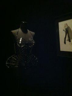 Jean Paul Gaultier & Madonna!