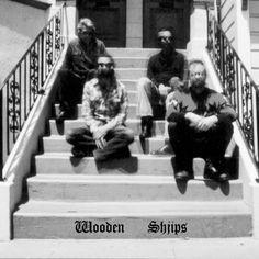 Wooden Shjips - Wooden Shjips (2007)