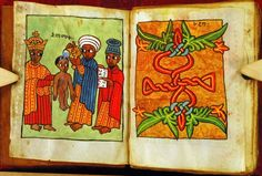 oldest bible ethiopia - Google-haku