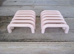 Drawer Handles 10 Vintage Pink Drawer Handles Pink Resin Drawer Pulls Dresser Hardware Cabinet Drawer Handles Pink Resin Handles by TheDustyOldShack on Etsy